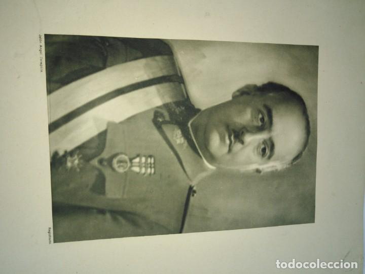 Militaria: DOS RETRATOS ANTIGUOS , FRANCO Y PRIMO DE RIVERA - Foto 3 - 200728765