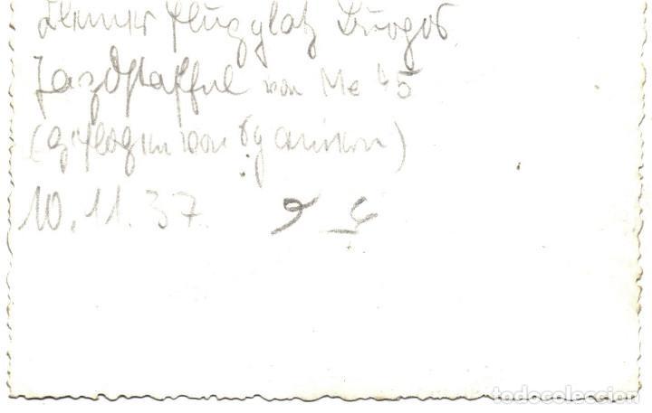Militaria: AVIONES HEINKEL 45 AERODROMO ARAGONES (CARIÑENA?) NOVIEMBRE 1937 GUERRA CIVIL - Foto 2 - 201828141