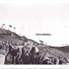 Militaria: TROPAS NACIONALES ZONA CATALANO-ARAGONESA FRENTE ARAGON GUERRA CIVIL 1938 LEGION CONDOR. Lote 201896716