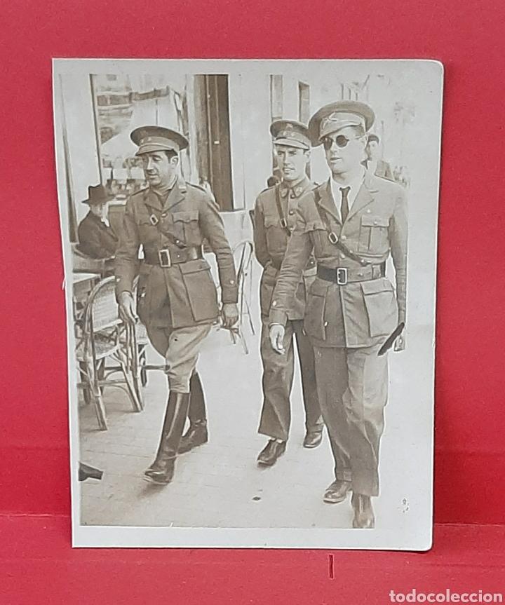 Militaria: FOTOS MILITARES (4). CEUTA O MELILLA. - Foto 2 - 202364872