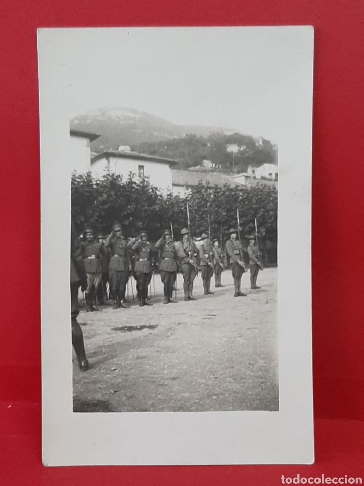 Militaria: FOTOS MILITARES (4). CEUTA O MELILLA. - Foto 3 - 202364872