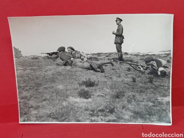 Militaria: FOTOS MILITARES (4). CEUTA O MELILLA. - Foto 5 - 202364872