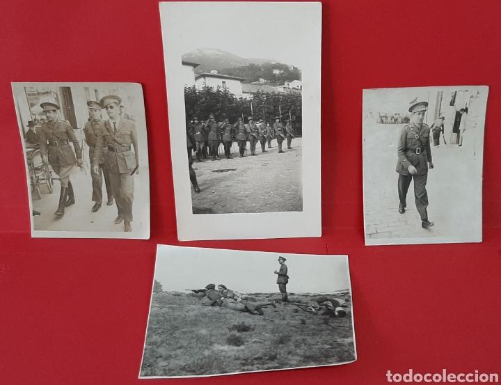 FOTOS MILITARES (4). CEUTA O MELILLA. (Militar - Fotografía Militar - Guerra Civil Española)