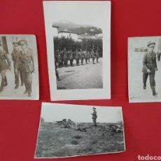 Militaria: FOTOS MILITARES (4). CEUTA O MELILLA.. Lote 202364872