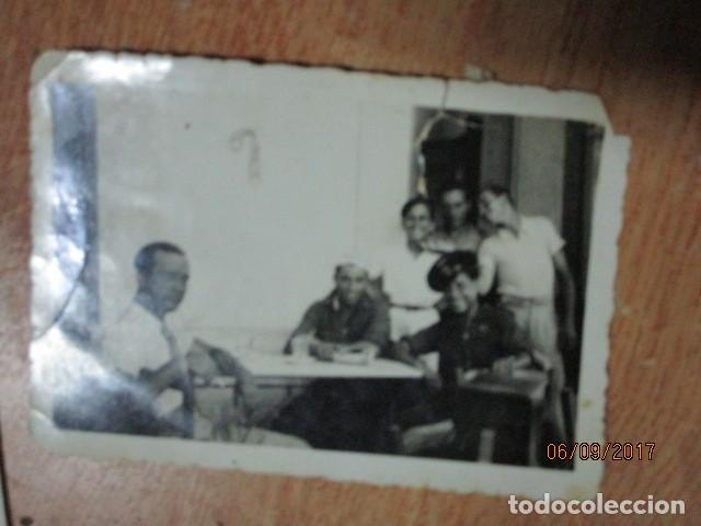 Militaria: los alcazares san javier conductor PILOTO EN GARAJE guerra civil 1938 haciendo cine el relicario - Foto 3 - 202505002