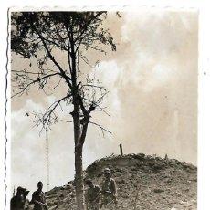 Militaria: 1938CA FOTOGRAFÍA. GUERRA CIVIL AFUERAS DE BILBAO. SACADA POR SOLDADO LEGION CÓNDOR. Lote 202753257
