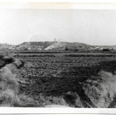 Militaria: 1937CA FOTOGRAFÍA. GUERRA CIVIL ALFARO (LA RIOJA) TRINCHERAS. SACADA POR SOLDADO LEGION CÓNDOR. Lote 202786447