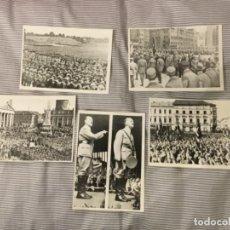 Militaria: FOTOS PARTIDO NAZI CONCENTRACIÓN EN MÚNICH AÑOS 30. Lote 202916802