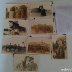 Militaria: 8 FOTOGRAFÍAS DE LA WEHRMACHT ORIGINALES 100% 2WW REF01845. Lote 203777330