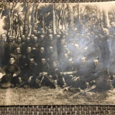 Militaria: FOTOGRAFIA OFICIALES ESPAÑOLES AÑÓS 20. Lote 204169767