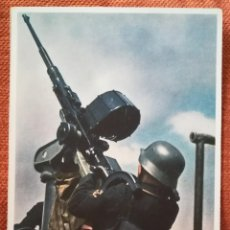 Militaria: POSTAL ALEMANA, FOTO PK.DR.KIEFER, EPOCA III REICH. Lote 204473987