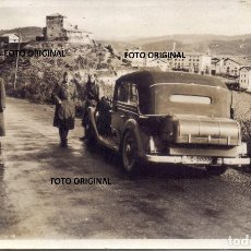 Militaria: COCHE COMANDANTE SUPERIOR GENERAL HUGO SPERRL FRENTE NORTE 1937 GUERRA CIVIL. Lote 204681915