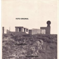 Militaria: TUMBA DE ROLAND RONCESVALLES NAVARRA CAIDO TRAS TORMENTA PLENA GUERRA CIVIL. Lote 204691072