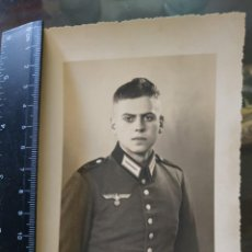 Militaria: RETRATO SOLDADO NAZI. SEGUNDA GUERRA MUNDIAL. Lote 205102573
