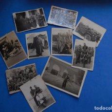 Militaria: ES. LOTE DE FOTOGRAFÍAS MILITARES.. Lote 205123755
