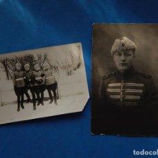 Militaria: EX. FOTOGRAFÍA MILITAR. PARECEN MILITARES NORUEGOS O FILANDESES.. Lote 205302622