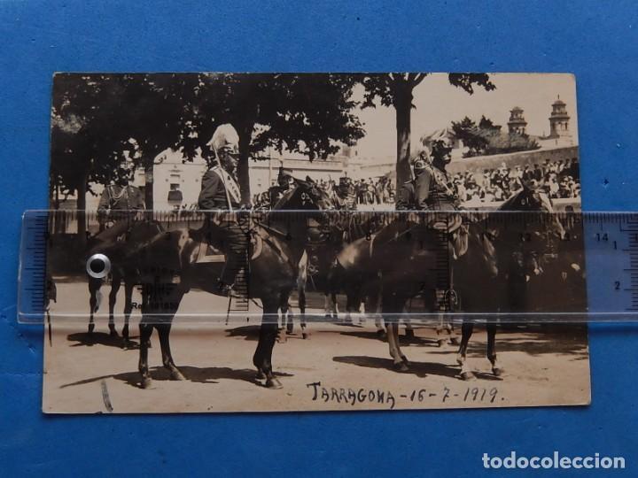 ES. FOTOGRAFÍA MILITAR. GENERALES. TARRAGONA. 1919. (Militar - Fotografía Militar - Otros)