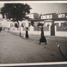 Militaria: CACERES 1937 GUERRA CIVIL 3 FOTOGRAFIAS REALIZADAS POR SOLDADO ALEMAN DE LA LEGION CONDOR 6 X 9 CMTS. Lote 205797466