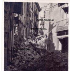 Militaria: LA BATALLA DE TERUEL VISTO EN LAS CALLES FRENTE ARAGON GUERRA CIVIL 1938 LEGION CONDOR. Lote 206284525