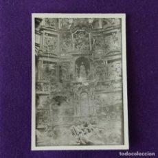 Militaria: FOTOGRAFIA ORIGINAL DE LA GUERRA CIVIL. BOMBARDEO DE DURANGO. 18 DE MAYO DE 1937.. Lote 216370277