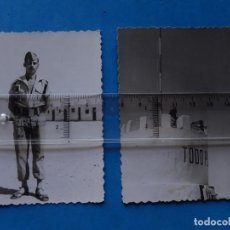 Militaria: ES. EJÉRCITO ESPAÑOL. LEGIÓN ESPAÑOLA. CABALLERO LEGIONARIO. EDCHERA. 1969. Lote 206507317