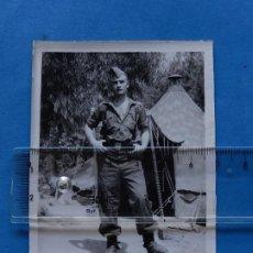 Militaria: EJÉRCITO ESPAÑOL. LEGIÓN ESPAÑOLA. CABALLERO LEGIONARIO. CEUTA. 1964.. Lote 206507595