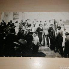 Militaria: ANTIGUA FOTO POSTAL, UN RECUERDO DEL 18 DE JULIO, 1 ANIVERSARIO - II AÑO TRIUNFAL - S/C DE TENERIFE. Lote 206541611