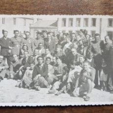 Militaria: FOTO GUARDIAS CIVILES ACADEMIA DE UBEDA AÑOS 40 BARAS. Lote 206757111