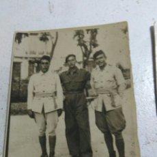 Militaria: ANTIGUA FOTOGRAFIA GUERRA DE AFRICA SOLDADOS ESPAÑOLES. Lote 206763565