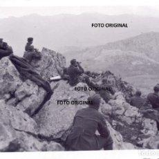Militaria: LEGION CONDOR CERCANIAS OVIEDO ASTURIAS TRANSMISIONES FRENTE NORTE GUERRA CIVIL. Lote 207100767