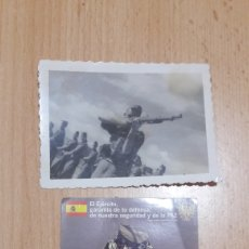 Militaria: SOLDADO INGENIEROS DE LA QUINTA DEL 1942-CEUTA 8,5X6,5. Lote 207108630