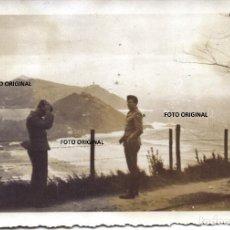 Militaria: LEGION CONDOR SAN SEBASTIAN VIZCAYA FRENTE NORTE GUERRA CIVIL 1937. Lote 207589932