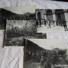 Militaria: FOTOS PRENSA GRAN FORMATO GUERRA CIVIL VER FOTOS. Lote 208022586