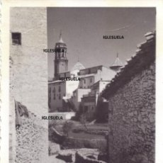 Militaria: FOTO LEGION CONDOR IGLESUELA DEL CID FRENTE ARAGON MAESTRAZGO TERUEL 1938 GUERRA CIVIL. Lote 208057333