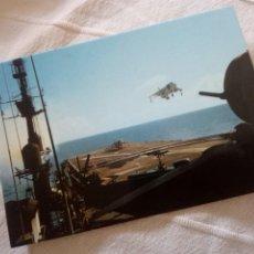 Militaria: DÉDALO.TOMA DE UN HARRIER(AV-8 MATADOR). Lote 208653778