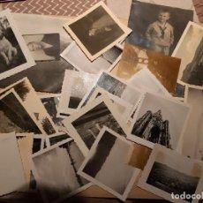 Militaria: LOTE 21. WW2. ALEMANIA. 37 FOTOGRAFÍAS ORIGINALES 1939 1945. Lote 208899132