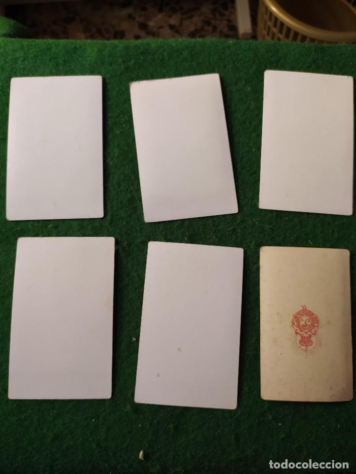Militaria: Lote de 6 cartas de generales de la Alemania Imperial - Foto 2 - 209700191