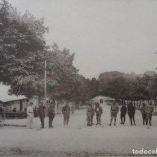 Militaria: ALLE PRINCIPALE. LA CANTINE DU CAMP - CAMP DE MAILLY-ALLE. REPUBLICA FRANCESA. AÑOS 1914-18. Lote 209860740