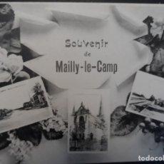 Militaria: SOUVENIR DE MAILLY-LE-CAMP. FRANCIA. REPUBLICA FRANCESA. AÑOS 1914-18. Lote 209861533