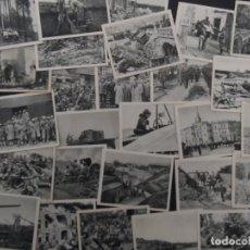 Militaria: DER WELTKRIEG 1914-18. 44 CROMOS I GUERRA MUNDIAL. EN BLANCO Y NEGRO. ED. AÑO 1936. Lote 210130158