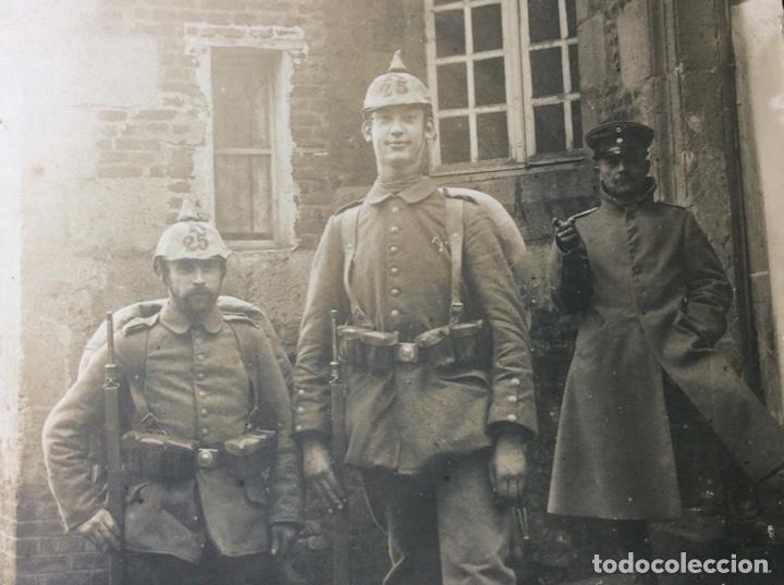 Militaria: Muy curiosa foto militar IG.M. - Foto 7 - 210384041