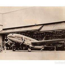 Militaria: AVIACIÓN.- BIMOTOR CURTISS C-46. TRANSPORTE AEREO.14X10,5. Lote 210764512