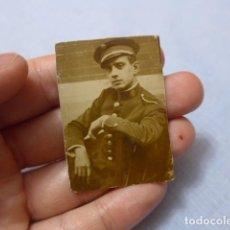 Militaria: * ANTIGUA FOTOGRAFIA DEL CUERPO DE SEGURIDAD REPUBLICANO ? ZX. Lote 210968409