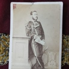 Militaria: FOTOGRAFÍA MILITAR NAL Y CHICANO, CÁDIZ. 1864-1880. Lote 211451660