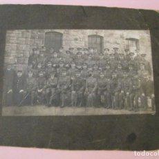Militaria: MILITARES BRITÁNICOS. ROYAL IRISH HUSSARS. FOTO R. W. SOMMONS, GALWAY, IRLANDA.. Lote 211497164
