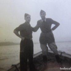 Militaria: FOTOGRAFÍA OFICIAL DEL EJÉRCITO NACIONAL. SANTANDER. Lote 211514741