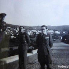 Militaria: FOTOGRAFÍA CAPITÁN HABILITADO DEL EJÉRCITO NACIONAL. SANTANDER. Lote 211516052