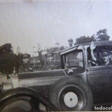 Militaria: FOTOGRAFÍA CAPITÁN HABILITADO DEL EJÉRCITO NACIONAL. SANTANDER. Lote 211516254