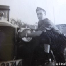 Militaria: FOTOGRAFÍA FALANGISTA. SANTANDER. Lote 211516326