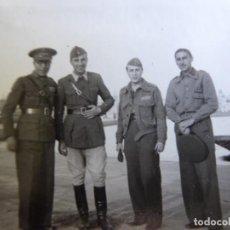 Militaria: FOTOGRAFÍA CAPITÁN HABILITADO DEL EJÉRCITO NACIONAL. SANTANDER. Lote 211516365
